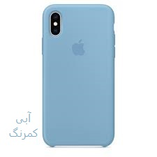 کاور سیلیکونی آیفون Apple iPhone X/XS Silicone Case - x/xs